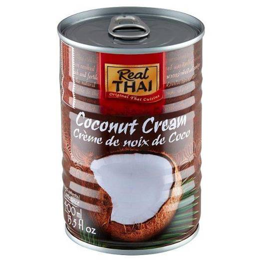 Real Thai Krem kokosowy 400 ml